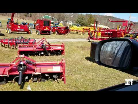 New Holland Dealership Equipment Tour