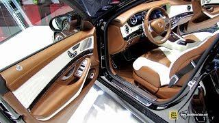 2014 Mercedes-Benz S-Class S63 AMG - Brabus 850-Exterior,Interior Walkaround-2014 Geneva Motor Show