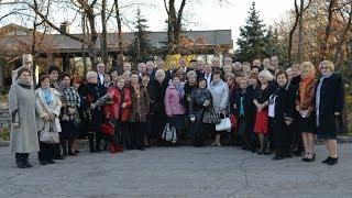 Встреча выпускников 1973 года Запорожского мединститута в 2003 году.