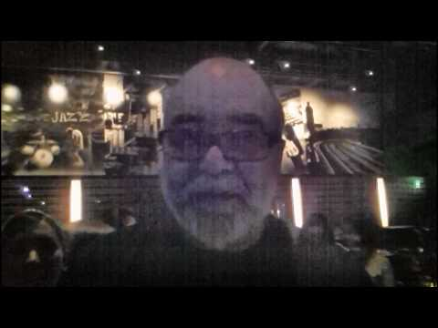 Peter Erskine sound bites in Tokyo 2011