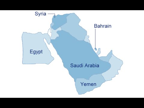 A Simple Question: Saudi Arabia's interference in regional countries - Bahrain, Yemen, Egypt & Syria