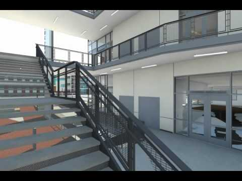 East LA College: SSRC Fly-Through