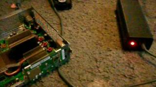 xbox 360 power brick red light problem