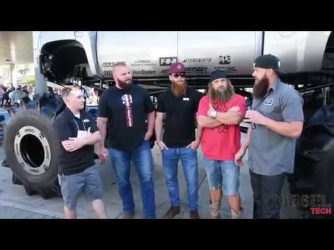 sema 2017 diesel brothers interview youtube. Black Bedroom Furniture Sets. Home Design Ideas