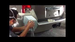 automotive bumper repair specialist how to repair your plastic bumper cover
