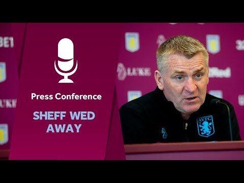 Press Conference: Sheffield Wednesday away