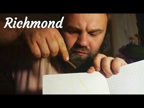 Сигареты которыми рисуют / Richmond Red Edition