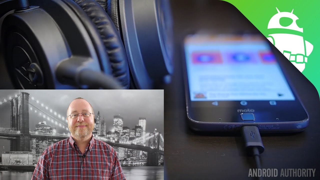 No 35mm Jack Welcome Usb Type C Audio Gary Explains Youtube To Wiring