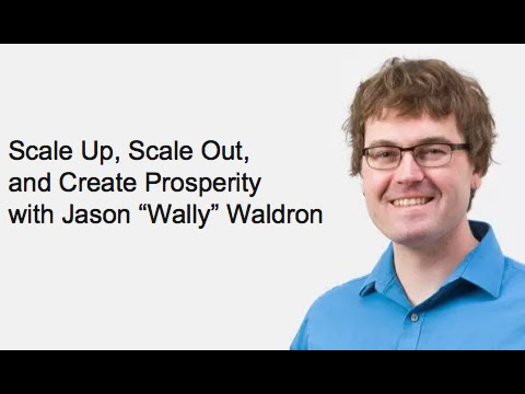Scale Up, Scale Out and Create Prosperity