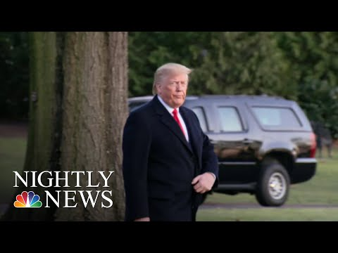 Key Republican Senators Now Open To Witnesses In Trump Impeachment Trial | NBC Nightly News