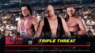 WWE 2K18 Stone Cold Steve Austin