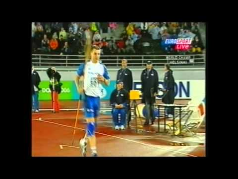 Javelin Throw Mens Final IAAF World Championships 2005 Helsinki