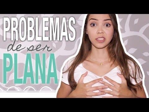 PROBLEMAS DE SER PLANA | Ad. UpBra | Break con Valen