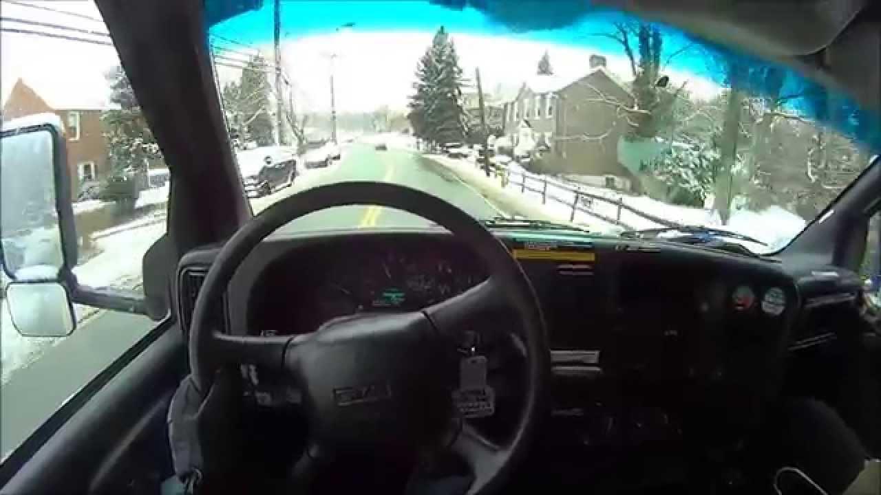 driving 26 uhaul  chevy 496 engine  YouTube