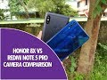 Honor 8X vs Xiaomi Redmi Note 5 Pro Camera Comparison