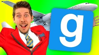 FLIGHT TO BUTLINS | Garrys Mod TTT