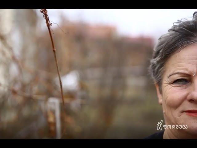 """გალინა ქელეხსაევა - ქალთა ასოციაცია """"თანხმობა""""-ს ქალი ლიდერი შავშვებიდან"""