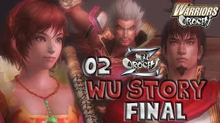 Musou Orochi Z (PC Gameplay with Commentary) 02 The Sexiest Sun Family (DW6 Outfits ❤️ )