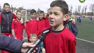 У Хмельницькому розіграли «Шкіряний м'яч»