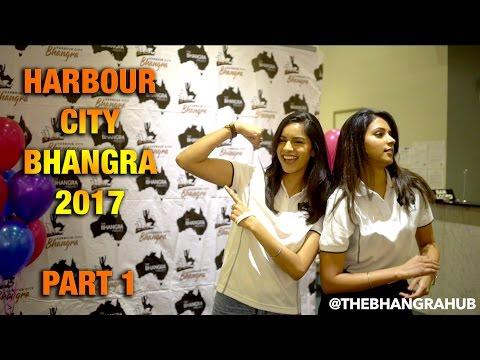 Harbour City Bhangra 2017 - Team Mixer (Part 1)