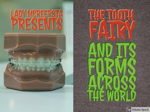 The Tooth Fairy and its Forms Across the World | Creepypasta