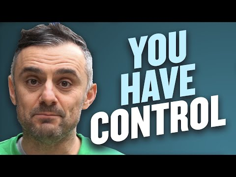 You Control The Biggest Variable To Success