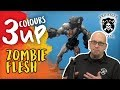 3 Colours Up Painting Gruesome Zombie Flesh mp3