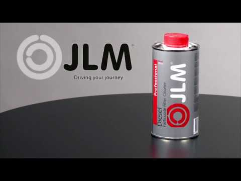 JLM Diesel Particulate Filter - DPF Cleaner, 375ml | ENG