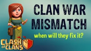 Clash of Clans: Mismatch Clan War Matchmaking Discussion ft. Team Y.O.L.O