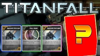 Titanfall Beta: Burn Cards - The New Deathstreaks?! (Titanfall PC Gameplay)