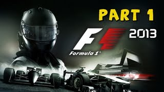 F1 2013 Gameplay Let