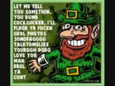 Irish Drinking Song - Bugger Off