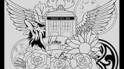 Doctor Who Tattoo Designs And Ideas