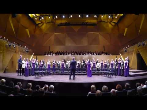 Only in Sleep (Ēriks Ešenvalds) - Sofia Vokalensemble & The Philippine Madrigal Singers