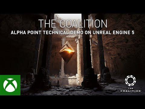 Les studios de Gears of War présentent de somptueuses images de l'Unreal Engine 5