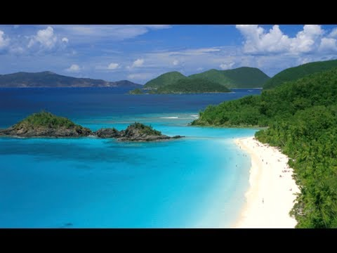 Magens Bay Is The Best Beach Of St Thomas Us Virgin Islands With A Lot Sharks Family Fun