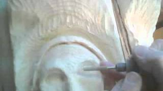 Wood Carving With Power Tools 11-10