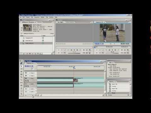 Adobe Premiere Pro Lesson 01