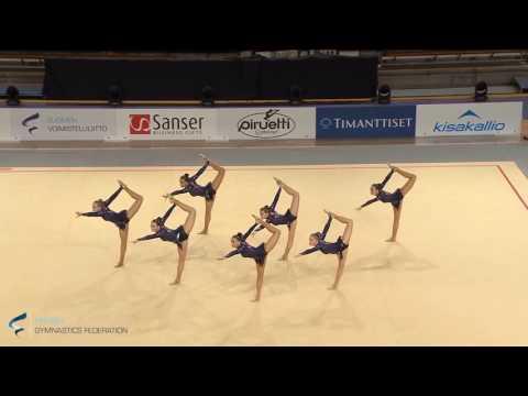 Team Svalan, FAO - AGG World Championships 2017 Helsinki