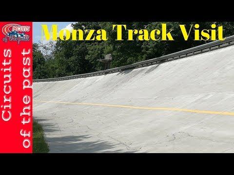 Monza Track Visit | Circuit Tour 2017