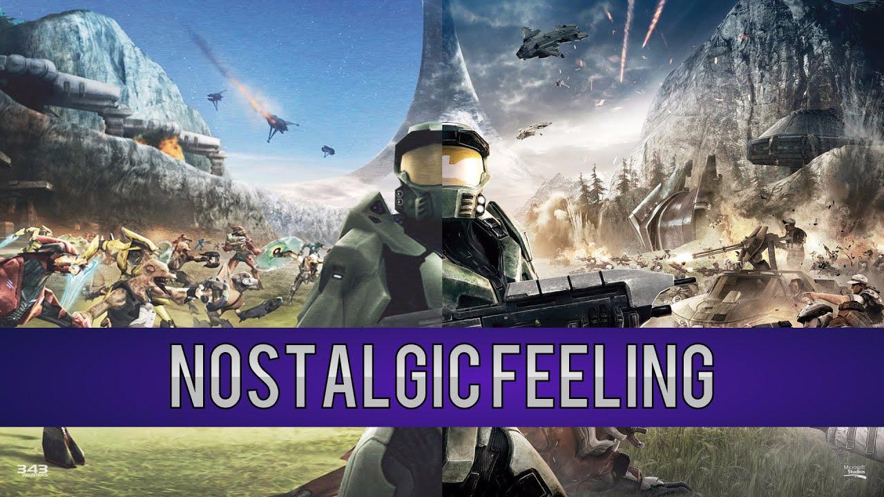 Create A Feeling Of Nostalgia: Nostalgic Feeling