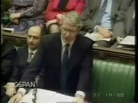John Smiths First PMQs as Labour Leader