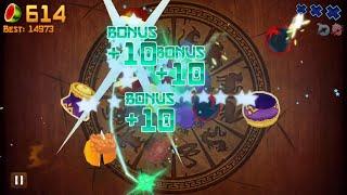 Laser + Chinese Zodiac - Fruit Ninja Classic - Classic Gameplay