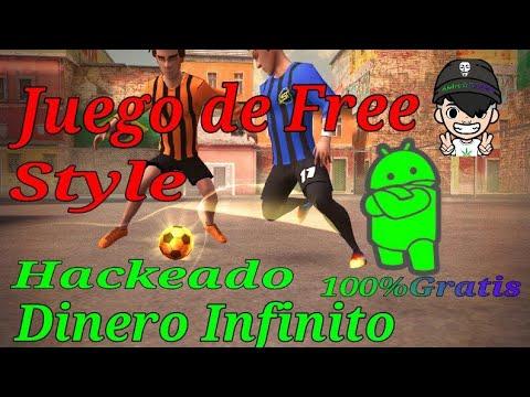 Descarga Juego De Futbol Hackeado En Android 1 Juego De Free Style
