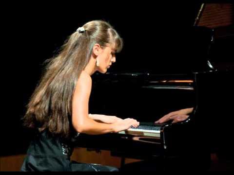 Liszt La leggierezza - Ivett Gyöngyösi