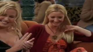 Lisa Kudrow / Phoebe Buffay Blooper Laughter Compilation from Friends