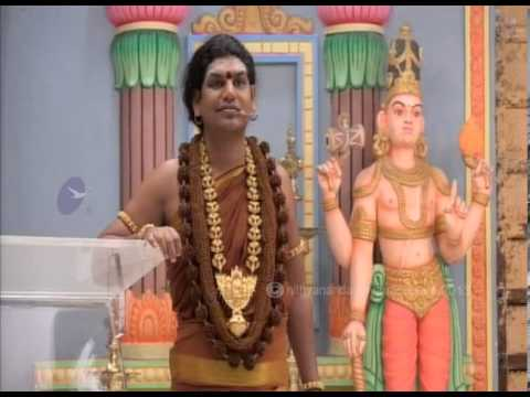 Completion the only way to liberation by Nithyananda