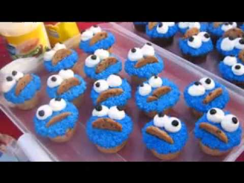 DIY Easy cupcake decorations ideas for kids - YouTube