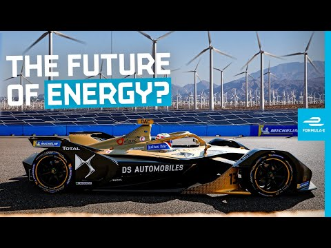 How Motorsport is Helping The Switch To Renewable Energy