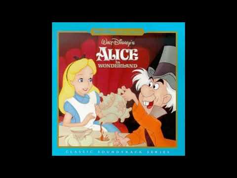 Alice In Wonderland DVD Music4